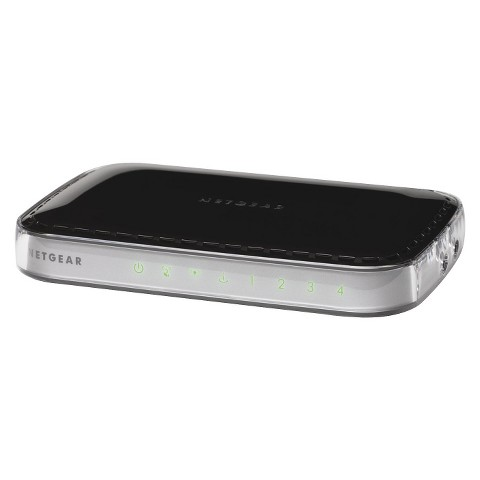 Netgear N150 Wireless Router - Black (WNR1000)