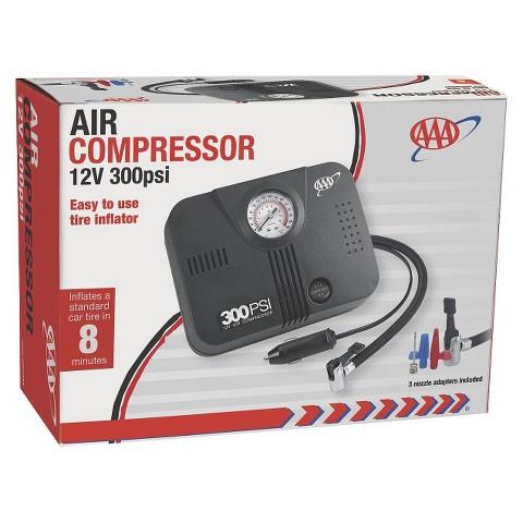 AAA 300 PSI Air Compressor - Black