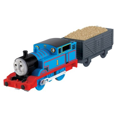 Fisher-Price Thomas & Friends TrackMaster Talking Thomas - Motorized Engine