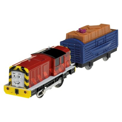 Fisher-Price Thomas & Friends TrackMaster Talking Salty - Motorized Engine