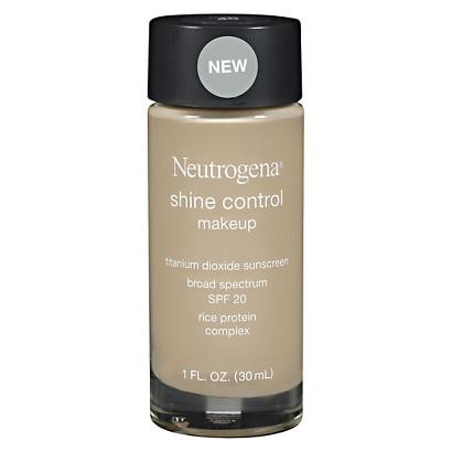 Neutrogena Shine Control Liquid Makeup Broad Spectrum SPF 20