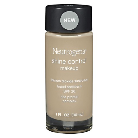 Neutrogena Shine Control Liquid Makeup Broad Spectrum SPF 20
