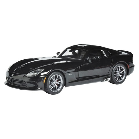 Maisto International 1:18 2013 SRT Viper GTS - Black