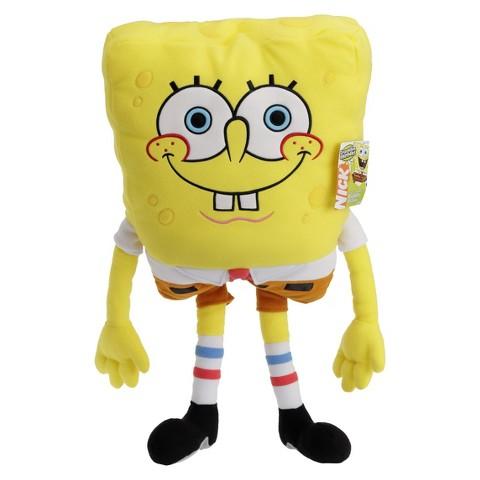 Spongebob Squarepants Plush Cuddle Pillow