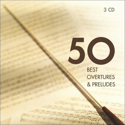 50 Best Overtures & Preludes