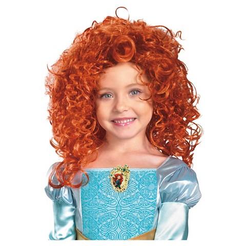 Disney Princess Merida Wig Accessory