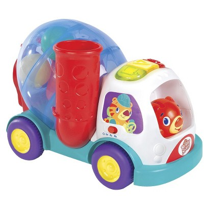 Bright Starts Swirl and Roll Truck - Having-A-Ball