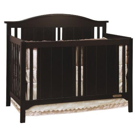 Childcraft Watterson Convertible Crib - Jamocha