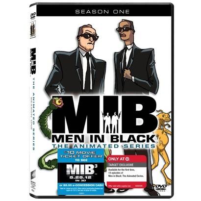 Men in Black TV Series - OAT