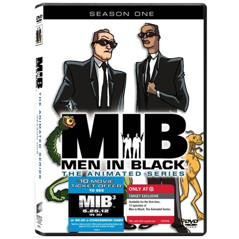 Men in Black TV Series - OAT