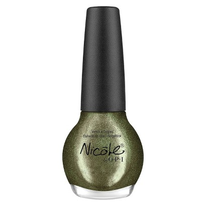 Nicole by OPI Nail Polish - For Gold Times Sake