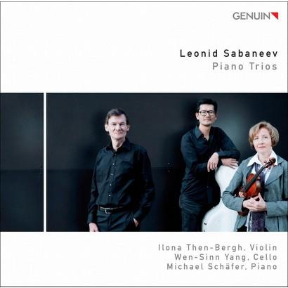 Leonid Sabaneev: Piano Trios