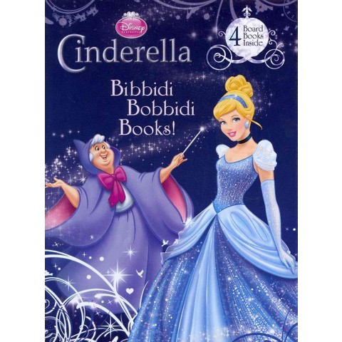 Bibbidi Bobbidi Books! (Hardcover) (Andrea Posner-Sanchez)