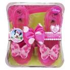 Minnie Bowtique Twinkle Bows Light Up Shoes
