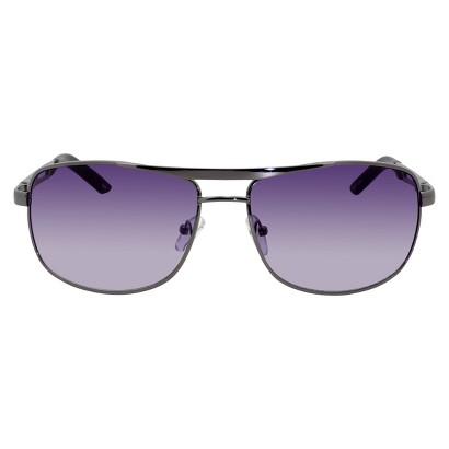 Mossimo® Gradient Smoke Lens Sunglasses - Gunmetal Frame