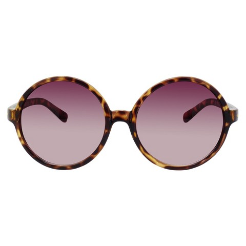 Gradient Sunglasses - Tortoise/Brown