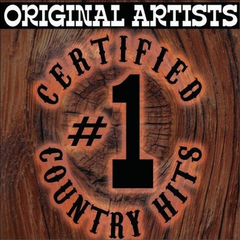 Various Artists - Certified #1 Country Hits, Vol. 2 (CD)