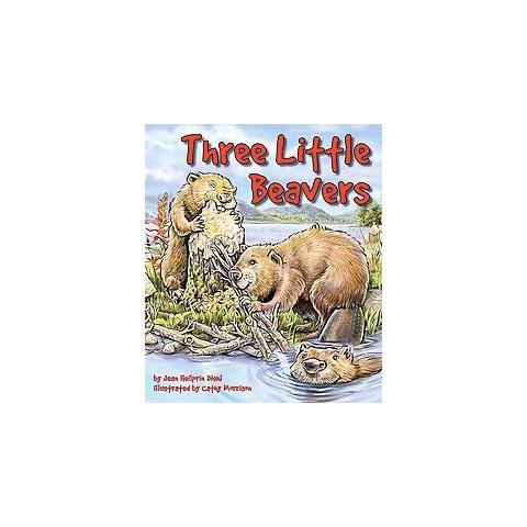 Three Little Beavers (Paperback)