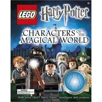 Lego Harry Potter Character Encyclopedia (Hardcover)