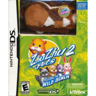 Zhu Zhu Pets: Wild Bunch (Nintendo DS)