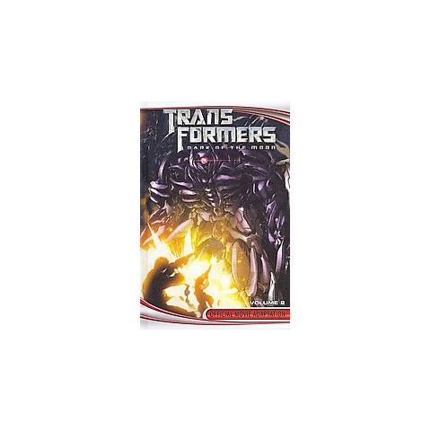 Transformers: Dark of the Moon Official Movie Adaptation (Hardcover)
