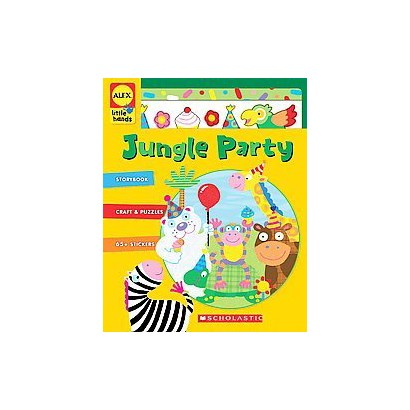 Jungle Party (Mixed media product)