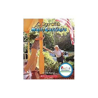 A Day With Mail Carriers (Paperback)