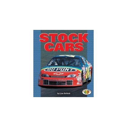 Stock Cars (Hardcover)