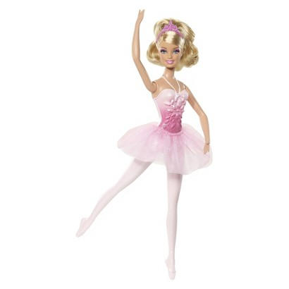 Barbie Princess Ballerina - Pink