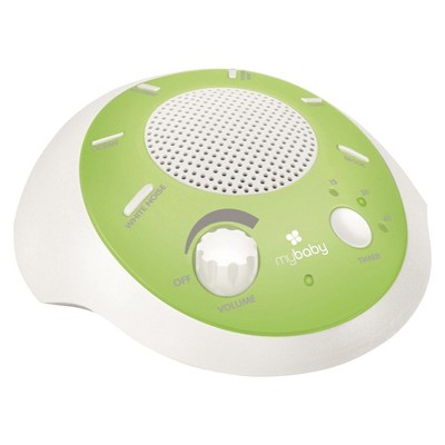 MyBaby by Homedics SoundSpa Sound Machine- Portable