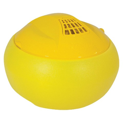 Crane Warm Steam 1 Gallon Vaporizer - Yellow