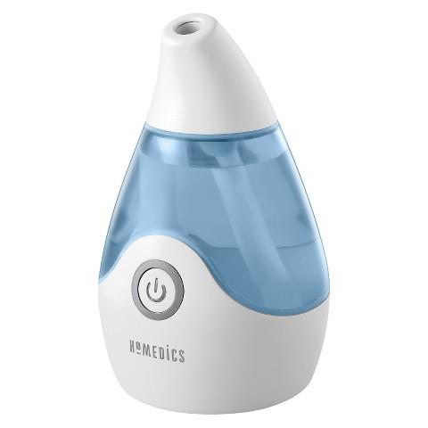 HoMedics Day/Night Ultrasonic Humidifier