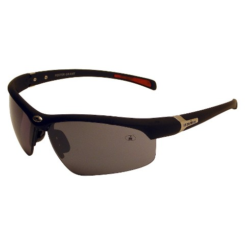 Men's Ironman® Wraparound Sunglasses - Black