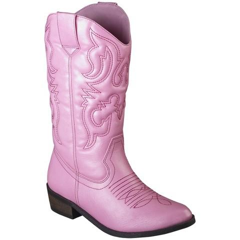 Girl's Gregoria Cowboy Boot Cherokee®