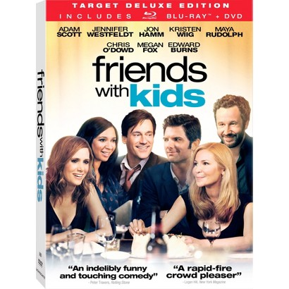 FRIENDS WITH KIDS DELUXE EDITION BD + DVD COMBO – ONLY AT TARGET