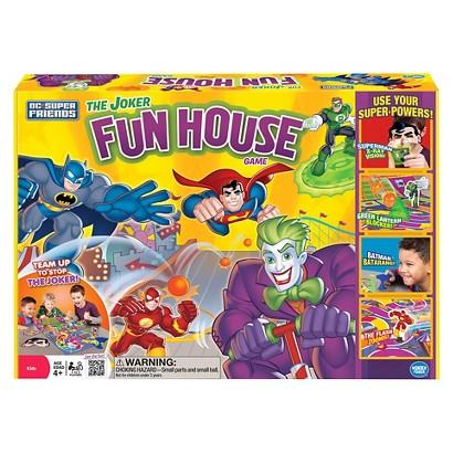 The Joker Fun House Game