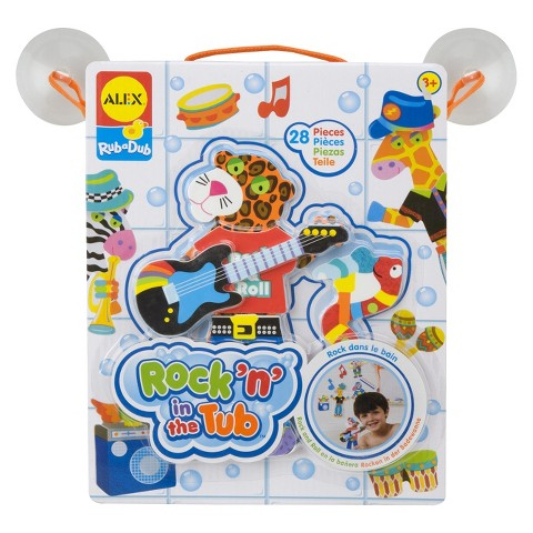 Alex Toys Rock'n' in the Tub Bath Toy