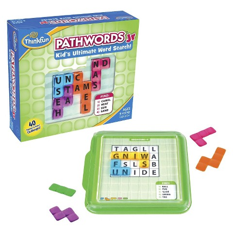 Think Fun Path Words Jr