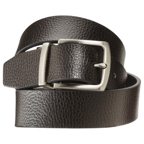 Merona® Men's Pebbled Leather Belt