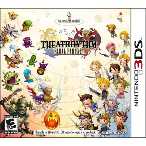 Theater Rhythm Final Fantasy (Nintendo 3DS)