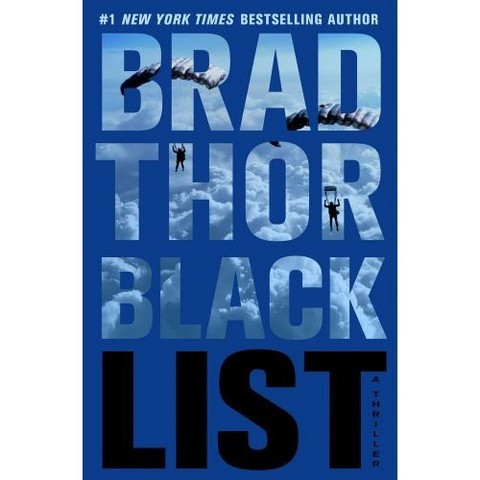 Black List by Brad Thor (Hardcover)