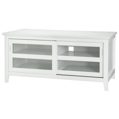 Threshold™ Carson Media TV Stand and Cabinet