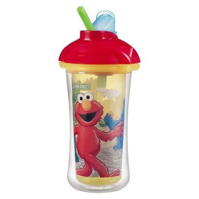 Munchkin Sesame Street Click Lock Insulated Straw Cup