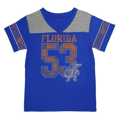 Florida Gators Blue Girls Tunic