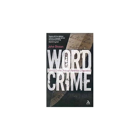 Wordcrime (Reprint) (Paperback)