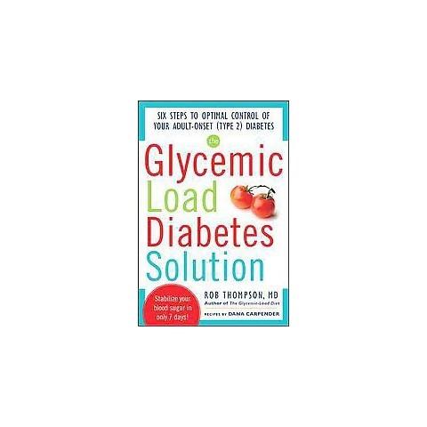 Glycemic-Load Diabetes Solution (Paperback)
