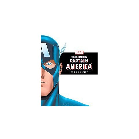 The Courageous Captain America (Hardcover)