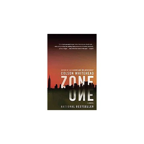 Zone One (Reprint) (Paperback)