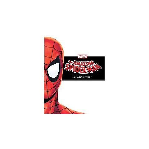 The Amazing Spider-Man An Origin Story (Hardcover)