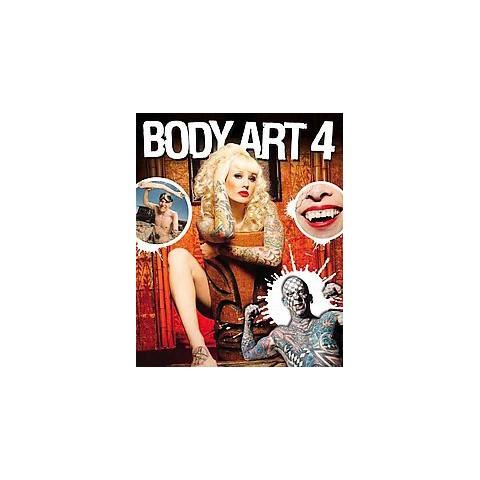 Body Art 4 (Paperback)
